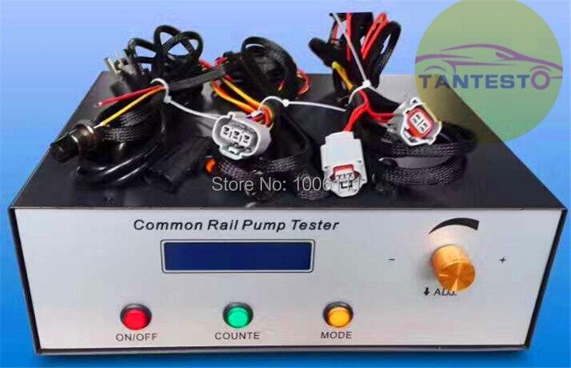 Testeur de pompe diesel à rampe commune de AM-CRP850 pour essai de pompe diesel HP0