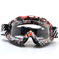 MG-001 New Motorcycle Goggle Protective Sport Off Road Singer Lens Oculos Motocross Goggles Glasses for Motorbike Dirt Bike