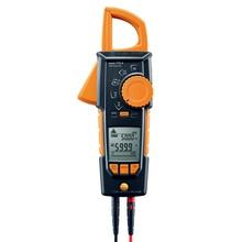 Testo 770 3 miernik cęgowy ulepszona TRMS metoda 0590 7703