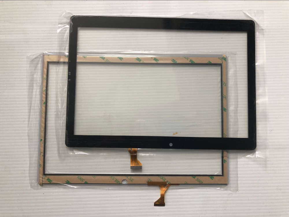 New 10.1inch Tablet Pc Touch Panel Irbis Tz195 Tz 195 3g Touch Screen Digitizer Quell Summer Thirst Tablet Lcds & Panels Computer & Office