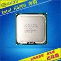 Бесплатная доставка для Intel Pentium Dual Core e5200 Core 2 Duo 2.5 Г настольный компьютер CPU 775 pin