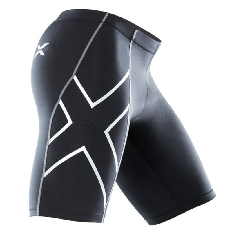 Brand-Clothing-Male-Compression-Shorts-Board-Bermuda-Masculine-Short-Pants-In-Stock-Quick-drying-2018The-latest