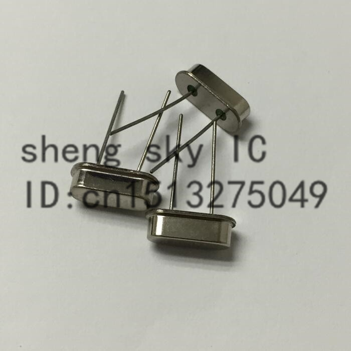 FREE SHIPPING 10PCS 12.000MHZ 12MHZ 12M Mini Passive Resonator Quartz Crystal Oscillator HC-49S