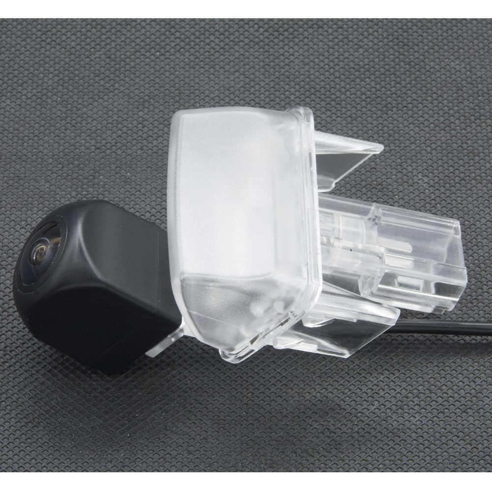 1080 P Fisheye MCCD Starlight caméra de recul sans fil moniteur pour Toyota Corolla Camry Levin YARiS L Vios Verso Highlander