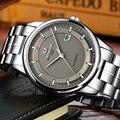 Reloj Automático hombres suiza relojes Relogio masculino Top marca de lujo de acero carnaval reloj mecánico impermeable