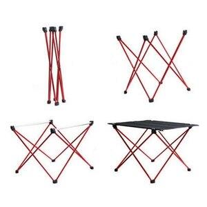 Image 5 - TFBC Portable Foldable Folding Table Desk Camping Outdoor Picnic 7075 Aluminium Alloy Ultra light