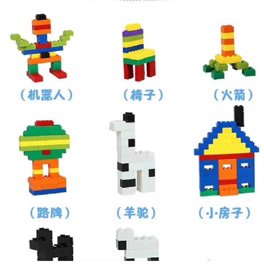 Legolin Figures Gremlins Stripe Gizmo Stitch Super Mario Wreck It Ralph Alien E.T. With Elliot Building Blocks Friend toys gift - 4