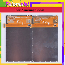 10pcs/ ORIGINAL For Samsung Galaxy Grand Prime Plus J2 Prime G532 SM-G532F LCD Display Screen Panel Monitor Module J2 Ace G532F защитное стекло для samsung galaxy j2 prime sm g532f gecko на весь экран с белой рамкой