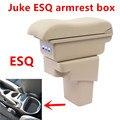 Für Nissan Juke armlehne box zentralen Speicher inhalt box tasse halter aschenbecher innen dekoration auto styling zubehör-in Armlehnen aus Kraftfahrzeuge und Motorräder bei
