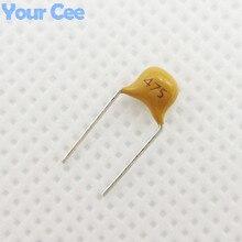 50 шт. монолитную Керамика чип конденсатор mlcc многослойная Керамика конденсатор 4.7 мкФ 475 50 В +/- 20%