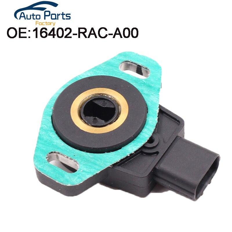 Sensor de Posição do acelerador Para Honda CRV CIVIC VII CR-V DC5 K20A INTEGRA ACURA RSX JT6H 16402-RAA-A01 16402-RAC-A01 16402-RAC-A00