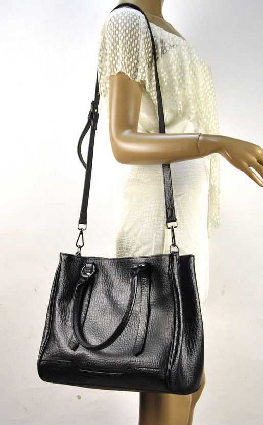 Genuine Leather Tote Shoulder Handbag Multi Compartment Satchel ...