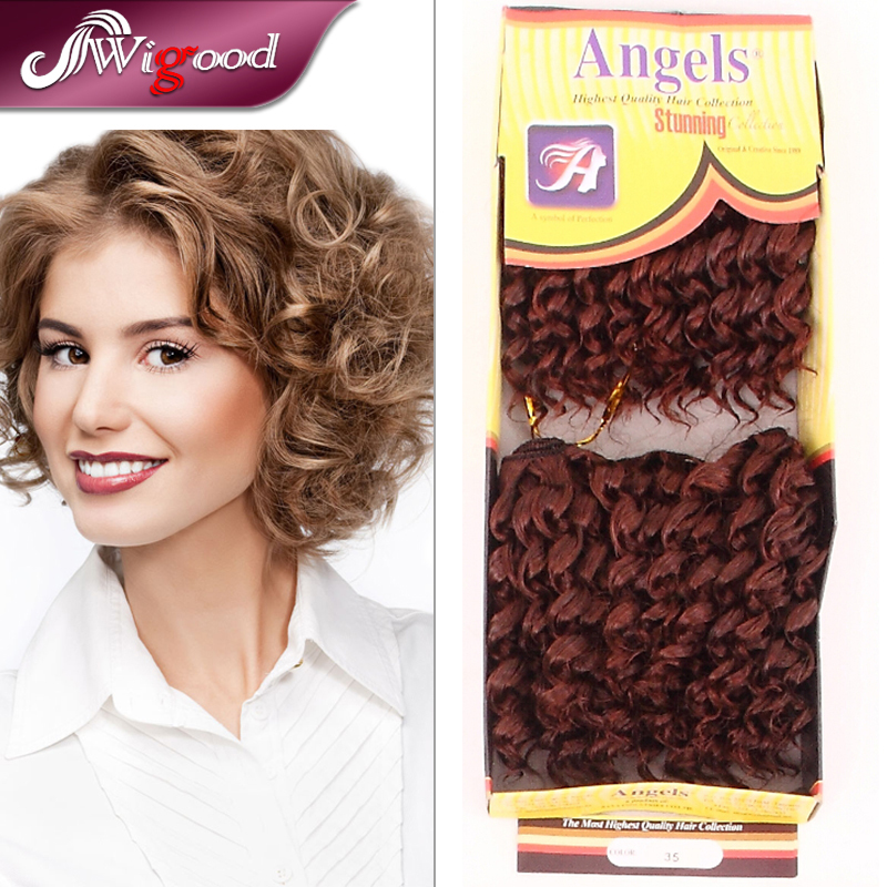 Angels Rumba Top Quality Hair Collection 8 Quot Color1 35 1b