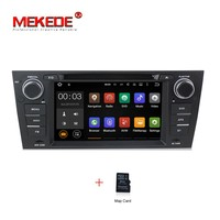 Quad Core 2G RAM 7 Inch Android 6 0 Car DVD For 3 Series E90 E91