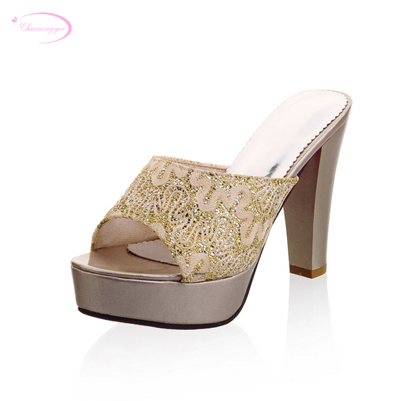Chainingyee Party Summer Cool Slippers Fashion Lesbian -9153