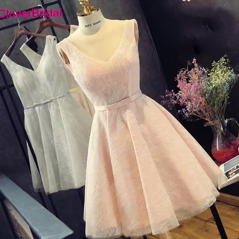 Sparkly Wenig Schwarz Homecoming Kleid Knie Länge Kurz Graduation Kleid Vestidos Graduacion 2018 Auswahlmaterialien Weddings & Events