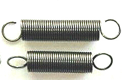 customized coil mteal extension spring for trampoline springs 2 x 18x 120mmchina - Trampoline Springs
