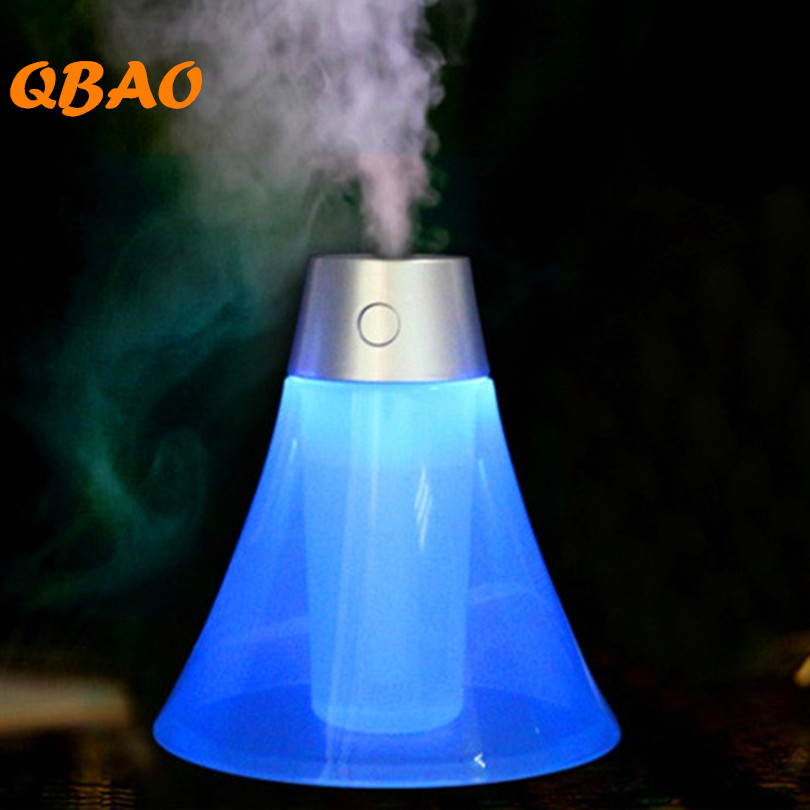80ml Air Freshner LED Lights Bulb 5V Mini Portable USB Atomizer Ultrasonic Aromatherapy Mist Humidifier for Home Office car home car dual use mini usb vehicle aromatherapy humidifier ultrasonic air water supply instrument atomizer