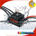 HobbyWing QuicRun 10BL60 WP Impermeable 60A Brushless ESC Para 1/10 RC Car Truck Buggy Monster Truggy Rock Crawler RC4WD AXIAL