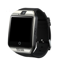 Smart Watch Q18 Watch With Camera Facebooks Twitter Bluetooth Smartwatch Support Sim TF Card For Apple
