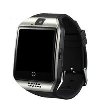 Smart Watch Q18 Uhr Mit Kamera Facebooks Twitter Bluetooth Smartwatch Unterstützung Sim TF Karte Für Apple ios Android-Handy