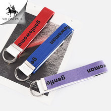 NO.ONEPAUL Origin canvas waistband men and women's fashion simple of student couples jeans ins the same type of belt women(China)