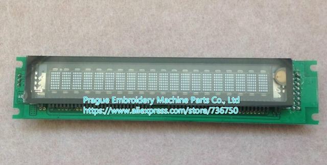 Swf Sunstar Embroidery Machine Spare Parts Swf A T1201 Panel Display