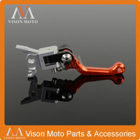 4 Direction Foldable Pivot Brake Lever For KTM EXC EXCF EXCR XC XCF XCW XCFW SX
