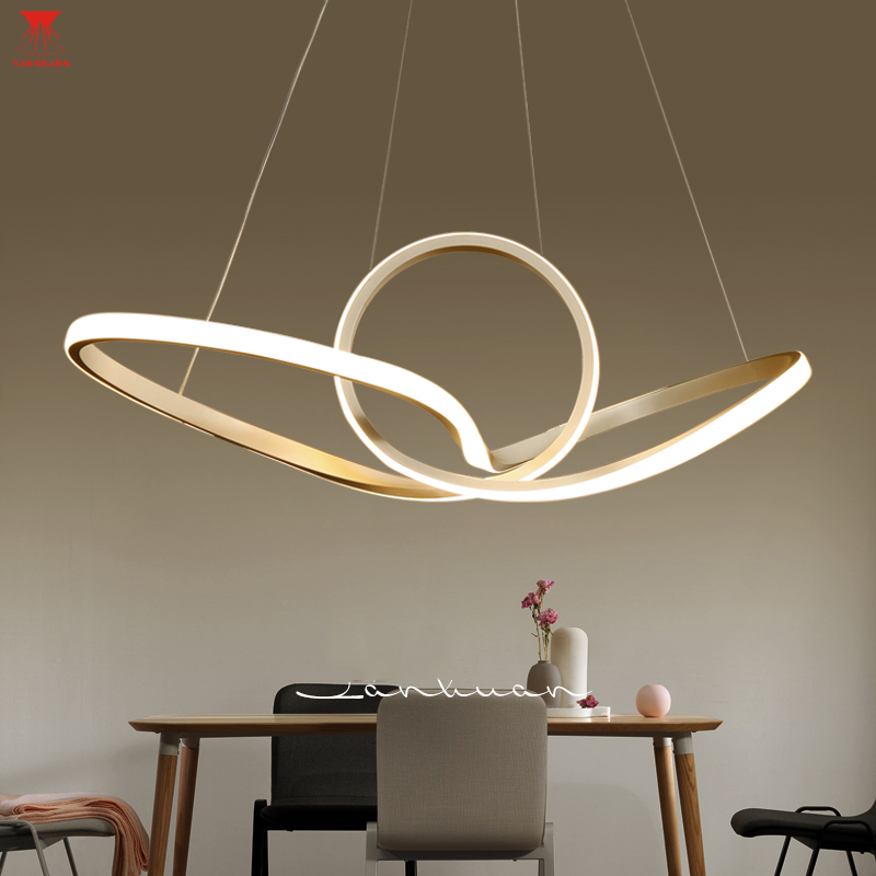 Free Shipping Remote Dimming Modern Led Pendant Light Led Pendant Lamp Aluminium 90-265V Suspension Lamp for Dinning Room free shipping modern led pendant light hanging lamp bulb included aluminium painted for living bed room 90 265v 2 pieces a lot