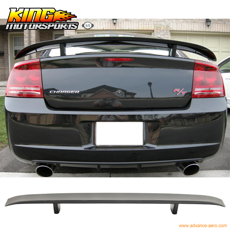 08 Dodge Charger For Sale: For 06 07 08 09 10 Dodge Charger Rear Trunk Spoiler Wing
