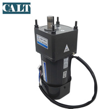 цена на High power 120W VTV YN90-120 Ac gear motor 90mm frame size Single phase 3wire Constant speed motor 220V