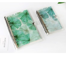 Notebook Binder PVC Grid/Lined)