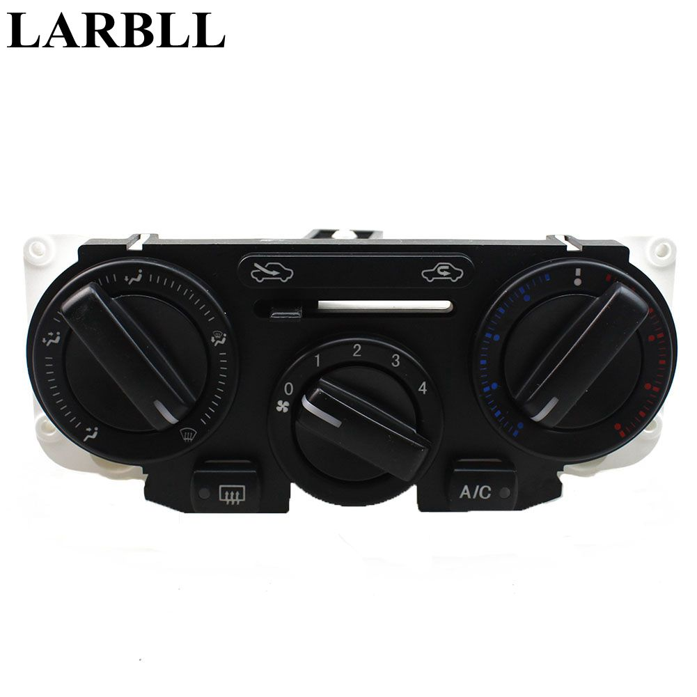 LARBLL Air A/C Heater Control Panel Plate Climate Control Switch 27510-ED50A for Nissan Tiida Sylphy Livin 1pc seeyule car a c heater control panel 09092003n air conditioner temperature switch knob 71207001861 for peugeot 405 samand