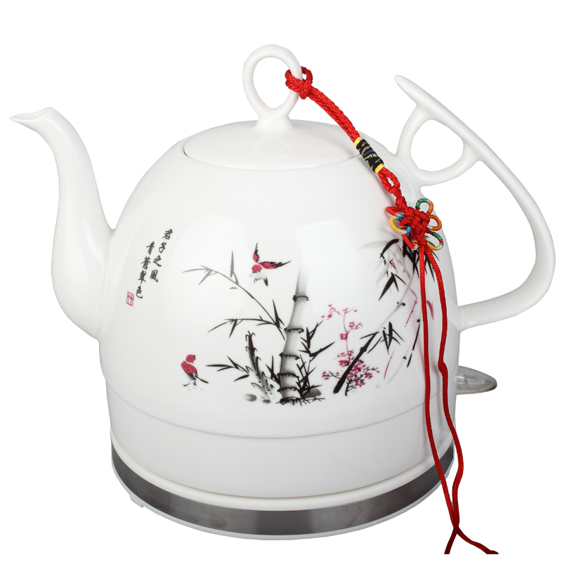 Electric kettle of ceramic electric kettle automatic power blackouts household thermoelectric teapot boiling tea pot