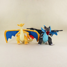 2 Styles Charizard Plush Dolls Mega evolution XY Charizard Plush Soft Stuffed Animals Toys For Kids
