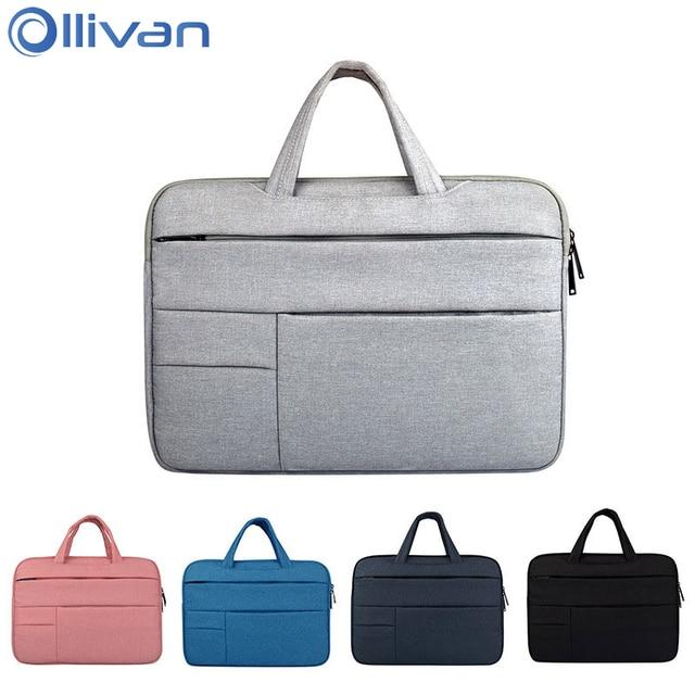 Ollivan 11 6 12 13 3 14 15 Inch Laptop Sleeve Handbag For Macbook Air Pro Retina