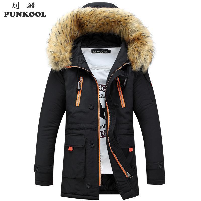 Designer Parka Jacket | Fit Jacket