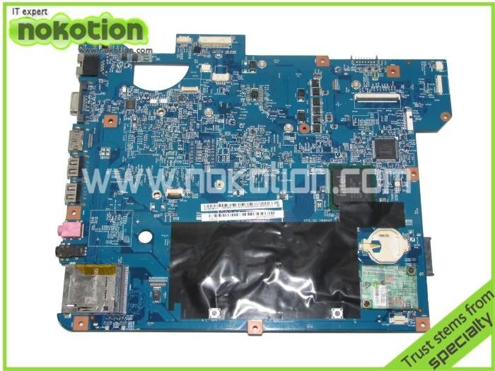 MBWDG01001 MB.WDG01.001 for Gateway nv54 laptop motherboard / Main board Intel DDR2 554BU01031G 48.4BU01.01N
