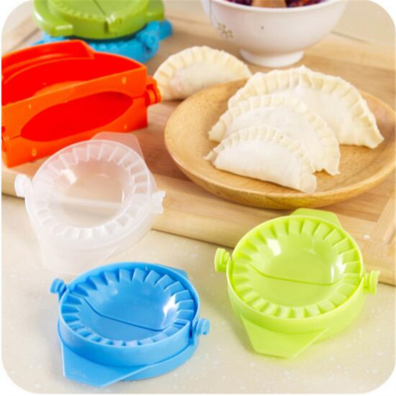 Pie Ravioli Making Eco-friendly Safety DIY Dumpling Maker Pastry Tools Kitchen Cooking Tool Mold for Kitchen Accessories 9Z