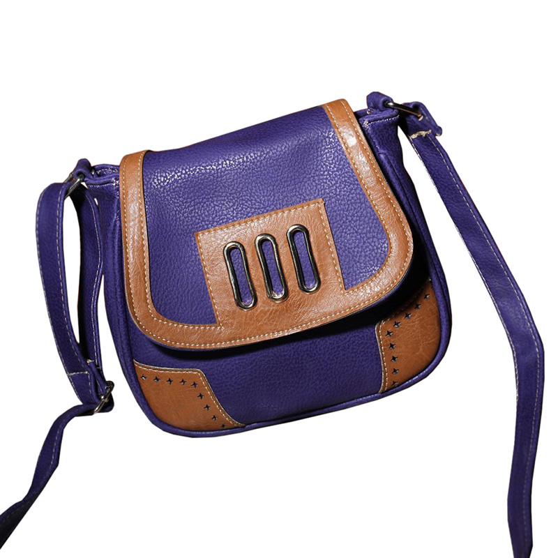 FGGS Women Messenger Bags Vintage Hollow Out Pu Leather Crossbody Shoulder Handbags Dark PurpleFGGS Women Messenger Bags Vintage Hollow Out Pu Leather Crossbody Shoulder Handbags Dark Purple