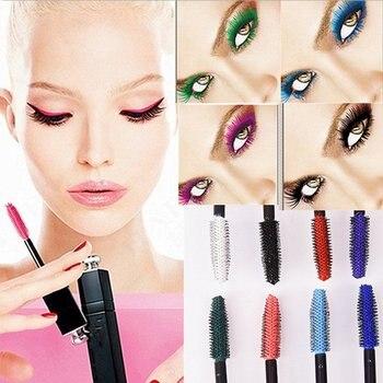 New Waterproof Mascara Charm Curling Eyelash Extension Makeup Cosmetic Charming Mascara 8 Colours  For Choice WD2 Mascara