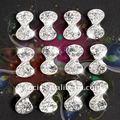 Frete grátis Nail Art 3D decoração borboleta decoração de unhas Nail Art adesivo