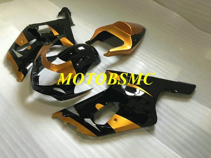 Custom Fairing kit for SUZUKI GSXR600 750 K1 01 02 03 GSXR 600 GSXR750 2001 2002