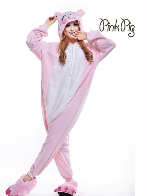 Adult Pink Pig Onesie/ Plus Size Animal Footed Pajamas/ Anime Pajamas/ Cosplay Onesie  sc 1 st  AliExpress.com & Adult Pink Pig Onesie/ Plus Size Animal Footed Pajamas/ Anime ...