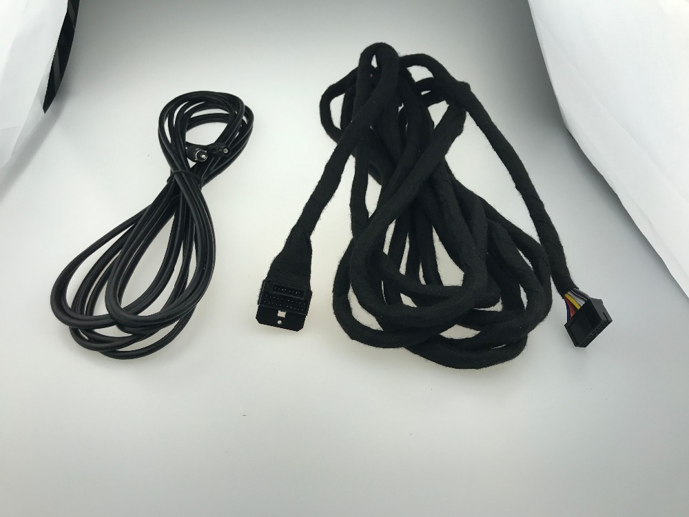 Car Monitor 6meter extension cable only fits for our store Android or Wince for Mercedes Benz car DVD players which needs it our discovery island 4 dvd