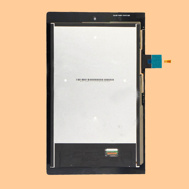 For Lenovo Yoga Tablet 2 830 830L 830F Black Touch Screen Digitizer Glass + LCD Display Panel Assembly used lcd display panel screen monitor touch screen digitizer glass assembly with frame for 8 lenovo yoga tablet 2 830 830l 830f