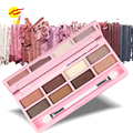 BY NANDA Brand 1 PCS Professional 8 Color Camouflage Facial Concealer Palettes Neutral Contour Cream Makeup set Cosmetic