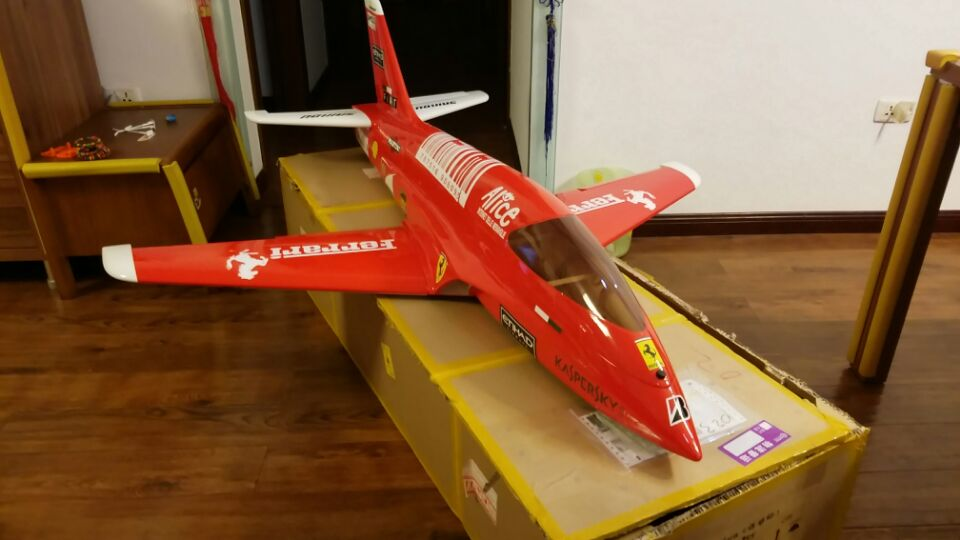 купить FUTURA Seagull RC JET FRP Material Turbojet Airplane Fautrat 6KG Turbojet Wingspan 1500mm Turbine Jet Plane PNP And Kit дешево