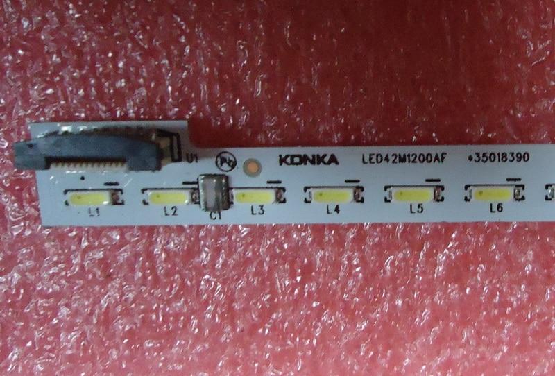 Для konka LED42M3820AF LED42M1200AF Article lamp 35018270 35018442 1 шт. = 72LED 523 мм
