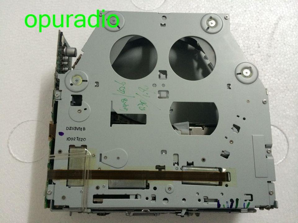 Free shipping brand new Alpine 6 DVD s Mechanism DZ63V11B For Je ep COMPASS Toyota FJ